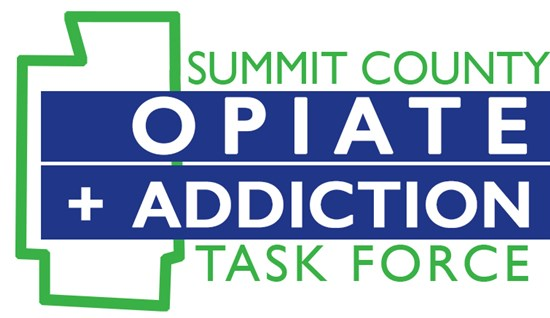Summit County Opiate Task Force Logo