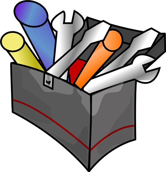 Animated Picture of a Toolbox
